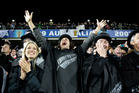 A staggering percentage of rugby punters believe the All Blacks will be undefeated this season. Photo / Sarah Ivey,