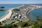 Mt Maunganui. Photo / Alan Gibson