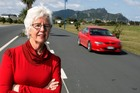 Roadsafe Northland Whangarei co-ordinator Gillian Archer was cautious about implementing tougher rules for foreigners. Photo / John Stone