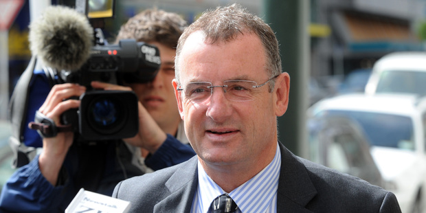 """MP Trevor Mallard was critical of National for dropping requirements for """"some very rich people"""". Photo / NZPA"""