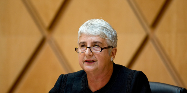 The Right Honourable Chief Justice Dame Sian Elias. Who will take over when she quits? Photo / Marty Melville