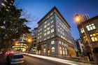 The General Building retains its historic look outside, but inside has been developed into modern office space.