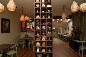 Josh Emett's Queenstown restaurant Madam Woo. Photo / Supplied.