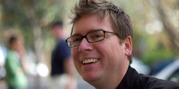 Twitter co-founder and nice-guy Biz Stone. Photo / Wikipedia-Joi