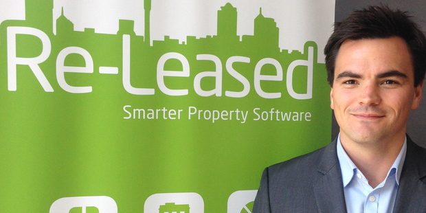 Tom Wallace, founder and CEO of Re-Leased.