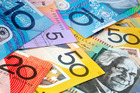 The Aussie money can't be transferred in dribs and drabs. Photo / Thinkstock