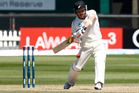 Brendon McCullum in action for the Black Caps. Photo / ODT