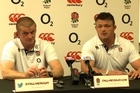 England assistant coach Graham Rowntree knows first hand what it's like to win against the All Blacks, he says 'it's all about self belief at the end of the day 'we have enough on our plate without being in awe of the All Blacks'.