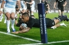 All Blacks halfback Aaron Smith talks about his love of 'test day', the haka, and the sea of black that you get when playing at Eden Park. He also reflects on beating and losing to England and the importance of Jerome Kaino returning to the All Blacks.
