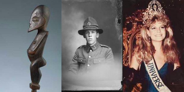 The Te Pape collection released online includes a wide look at NZ history in all its forms.