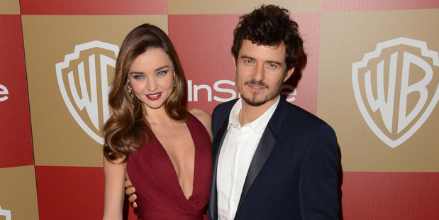 Victoria's Secret model Miranda Kerr and actor Orlando Bloom announced they were divorcing six months ago. Photo / Getty