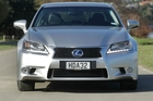 The Lexus GS300h makes the best use of petrol and electric motors to deliver silky smooth motoring.