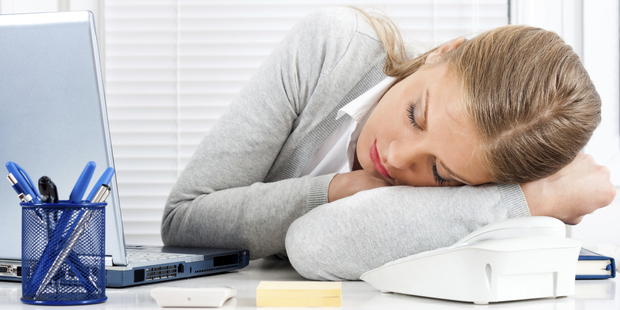 Afternoon naps could help increase productivity. Photo / Thinkstock