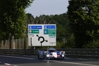 The Toyota TS040 at Circuit de la Sarthe, Le Mans, France. Photo / Supplied