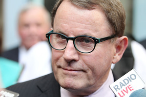 John Banks' Parliamentary career comes to an end this Friday. Photo / Getty Images