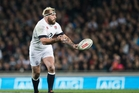 England loosehead Joe Marler used the word myth inappropriately. Photo / Greg Bowker