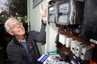 Grey Power Napier treasurer John Wuts has saved money by switching electricity providers. Photo/Paul Taylor