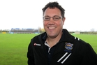 New Hawke's Bay United coach Brett Angell. Photo / Duncan Brown