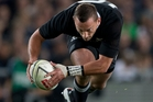 Aaron Cruden. Photo / Brett Phibbs