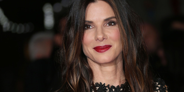 Sandra Bullock was reportedly home at the time of an alleged intruder's arrest. Photo/AP