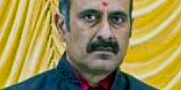 Arun Kumar was murdered on Tuesday at his dairy.
