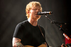 Ed Sheeran has riled fans by telling them not to meet him at airports. Photo/Dean Purcell