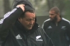 True to form, All Black coach Steve Hansen has resisted personnel change as a means to lift performance in Dunedin for the second test against England, opting to make just one injury-enforced amendment to the starting XV.