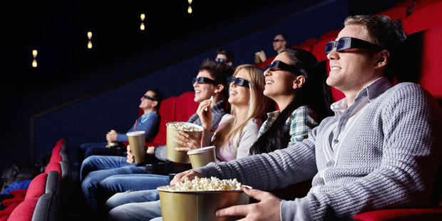 Vista's software is used by cinemas for everything from online ticket and food sales to rostering. Photo / Thinkstock