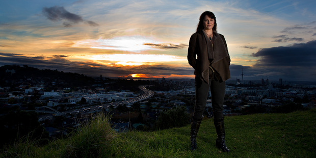 Loading Guest editor, Lucy Lawless, is a New Zealand actress, activist and musician. Photo / Brett Phibbs