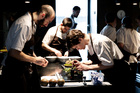 Noma restaurant in Denmark, runner up last year, has taken out this year's top award.