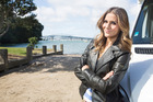 Amanda Byram loved Wanaka and Milford Sound.