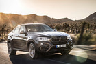 BMW's new look X6 will be launched at the end of the year. Photo / Supplied