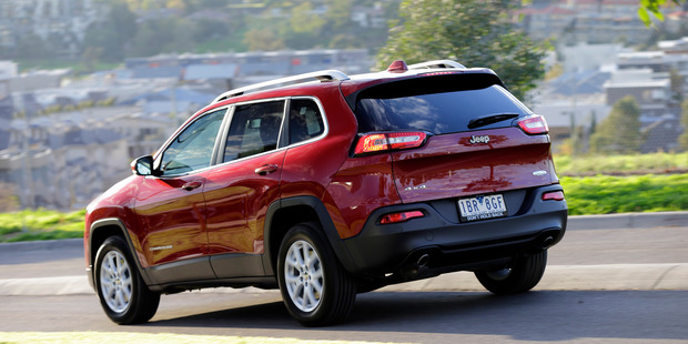 The 2014 Jeep Cherokee has just been launched in Australia and will be revealed at this week's Fieldays.