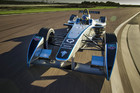 Formula-E bosses are proposing a speed boost for cars based on tweets. Photo / Supplied
