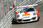 Earl Bamber will race in dual Carrera Cup rounds at Le Mans this weekend. Picture / supplied