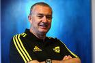 NZ coach Chris Boyd. Photo / Getty Images
