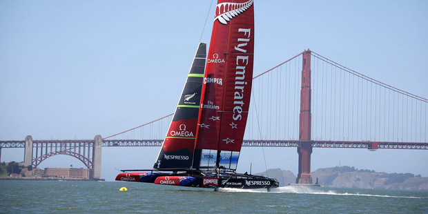 The America's Cup will not be returning to San Francisco. Photo / AP