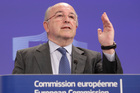 European Commissioner for Competition Joaquin Almunia. The EU commission is launching an investigation into tax deals that Apple, Starbucks and Fiat struck with several European countries. Photo / AP