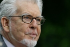 Veteran Australian-British entertainer Rolf Harris who is accused of indecent assault. Photo / AP