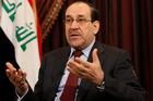 Prime Minister Nouri al-Maliki. Photo / AP