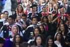 A study has found female graduates earn less than their male counterparts. Photo / Richard Robinson.