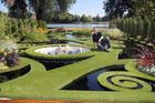 Visitors will miss Ellerslie International Flower Show gardens like this one by Ben Hoyle. Photo / APN
