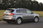 The Subaru Tribeca is a lot of car for your money. Photo / Supplied
