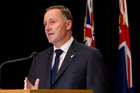 The swing voters who have stayed loyal to John Key may likewise presume he will coast home so easily that National does not need their tick. Photo / Mark Mitchell