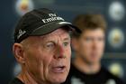 Team New Zealand boss Grant Dalton. Photo / Brett Phibbs.