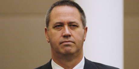 Convicted fraudster Michael Swann. Photo / ODT