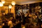 Duke Carvell's Cafe in Wellington.