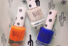 Nail polish by Topshop. Picture / Anna Lee