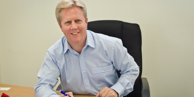 MP Todd McClay. PHOTO/ANDREW WARNER