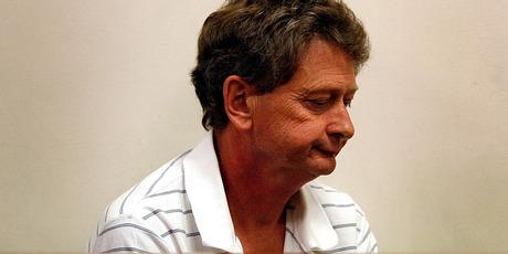 Bank fraudster Stephen Versalko. Photo / APN